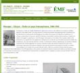 Colloque Musique – disque – radio en pays francophones, 1900-1950